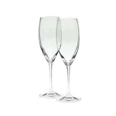 Riedel Champagne Glasses (Set of 2) Give Simple