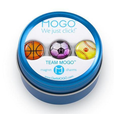 MOGO Team Spirit and Sports Charm Collection