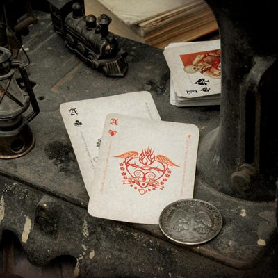 Kingdom of the Dead Playing Cards