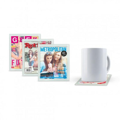 Cover Girl Coasters (Set of 4)