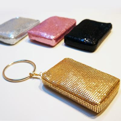 Bling Bangle Pouch - Gold Molla Space