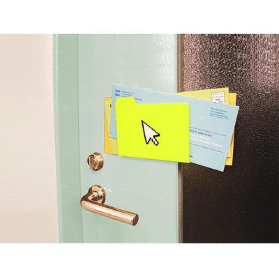 Magnetic Mail Folder
