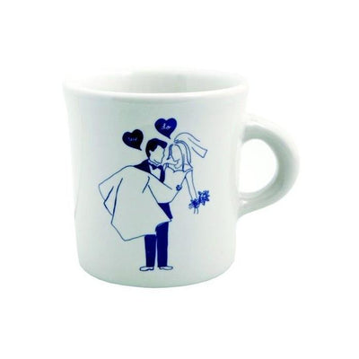 We Do Mug Fishs Eddy Mr. & Mrs.