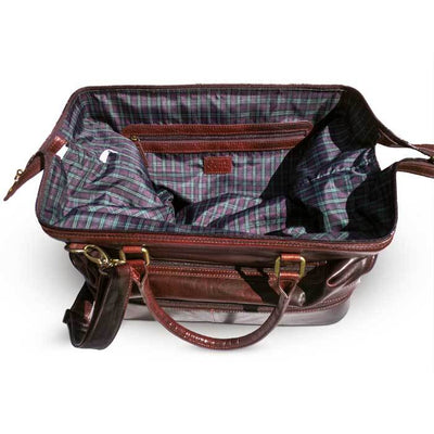 The Indiana Leather Adventure Duffel Gent Supply Co.