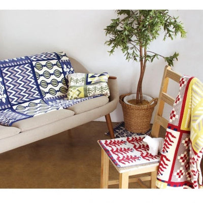 Nordic Blanket - Blue Time Concepts
