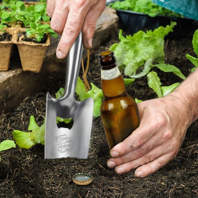Garden Tool and Bottle Opener