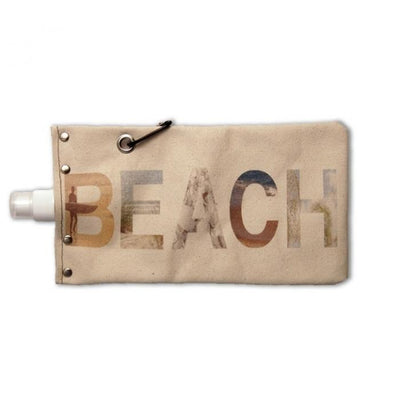 Beach Wine Tote Give Simple