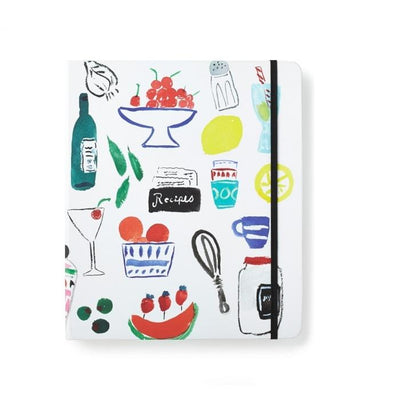Kate Spade Recipe Book