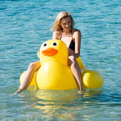 Duck Duck Float