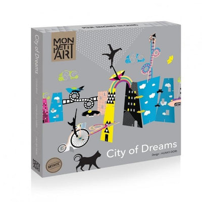 City of Dreams Building Set Mon Petit Art