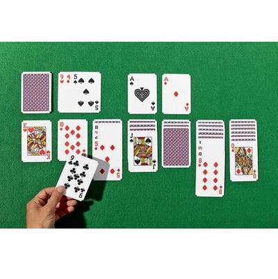Solitaire Cards Gent Supply Co.