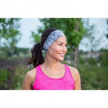 Batik Black Sport Pocket Headband Give Simple