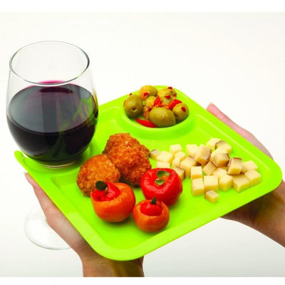 Cocktail Party Plates (Set of 4) DCI Products