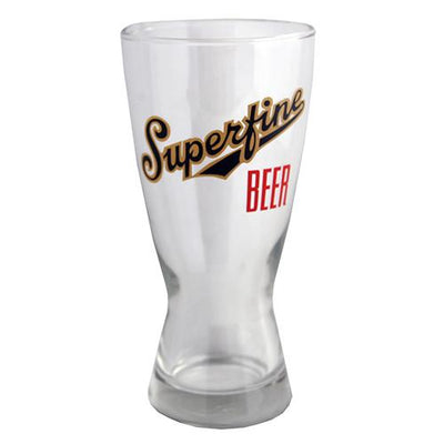 Retro Beer Glass