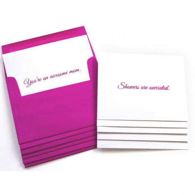 Mom To Mom Cards Set of 12 Give Simple
