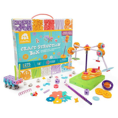 GoldieBlox Craft-struction