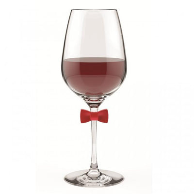Bow Tie Wine Charms True Fabrications