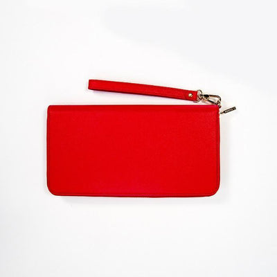 Power Wallet - Red Triple C Designs