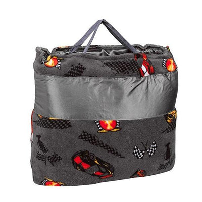 Race Car Sleep Bag Set Gent Supply Co.