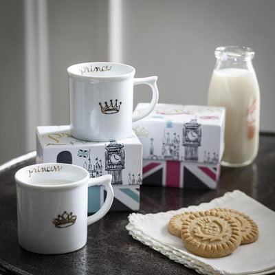 Royal Tea Party Mugs