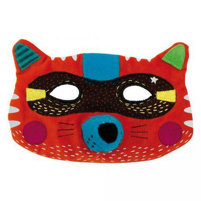 Fantastic Fox Mask - Red MagicForest Red