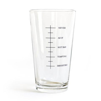 Beer Goggles Glass
