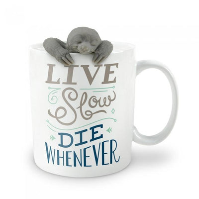Live Slow Tea Gift Set Fred & Friend