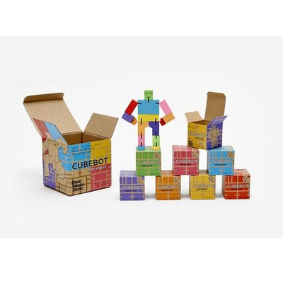 Cubebot Micro GiftSet (Set of 8)