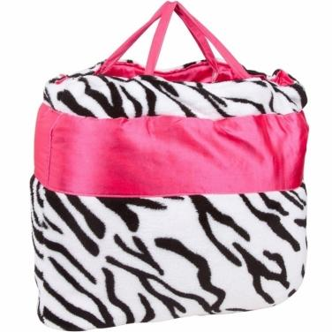 Zebra Prints Sleep Bags