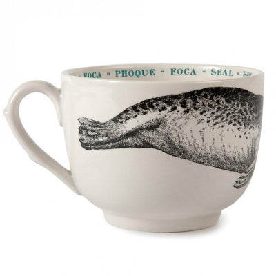 Seal Your Latte Mug