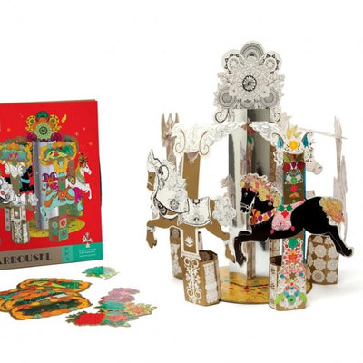 Merry Go Round Creative Set Mon Petit Art