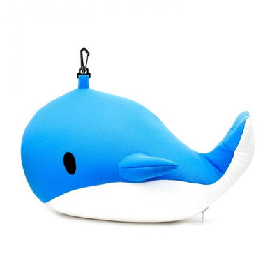 Whale Travel Pillow Give Simple