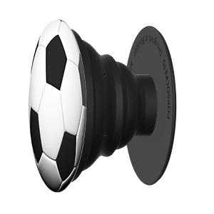 Soccer Popsocket Phone Grip and Stand