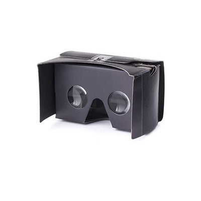Virtual Reality Glasses Give Simple