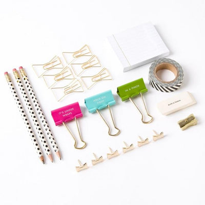 kate Spade Desk Accessories Set