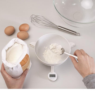 TriScale - Folding Digital Scale Give Simple