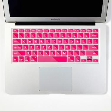 Keyboard Cover for Mac - Pink