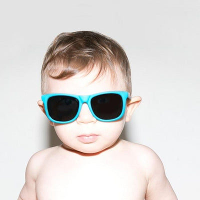 Baby Polarized Sunglasses - Pink