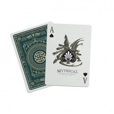 Bicycle Mythical Creatures Playing Cards Gent Supply Co.