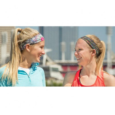 Mystic Blue Sport Pocket Headband
