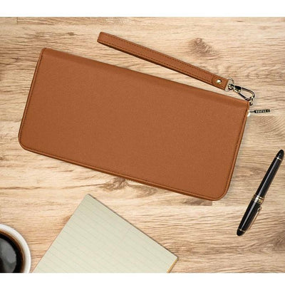 Power Wallet - Brown