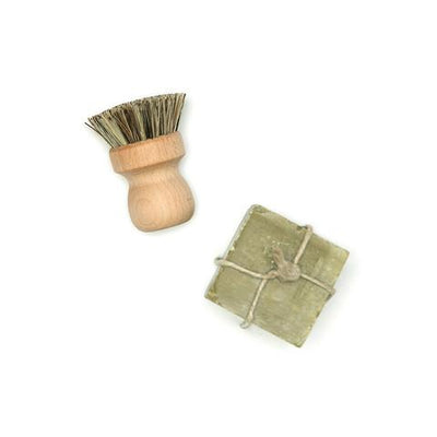 Clean Hands Soap and Brush Set Give Simple