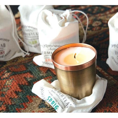 Copper Cup Candle - Sundry dpm fragrances