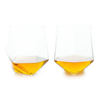 Prism Glasses - Set of 2 True Fabrications