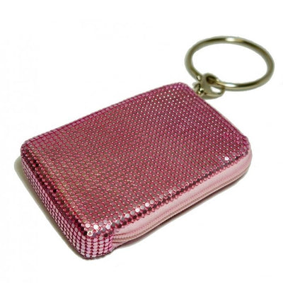 Bling Bangle Pouch - Pink
