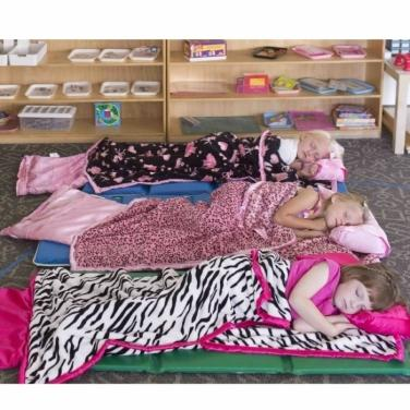 Cheetah Sleep Bag Set