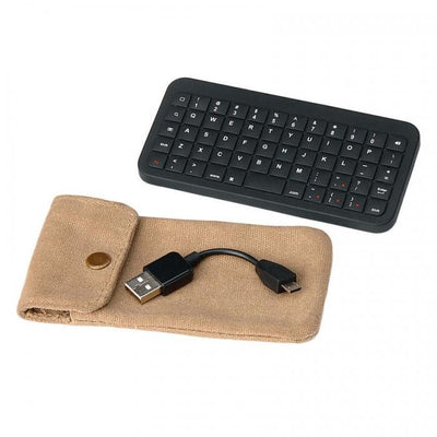 Rechargeable Bluetooth Thumboard Gent Supply Co.