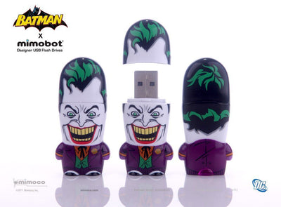 The Joker USB Flash Drive Give Simple