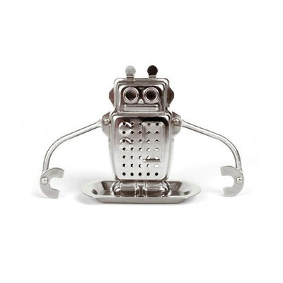Robot Tea Infuser Give Simple