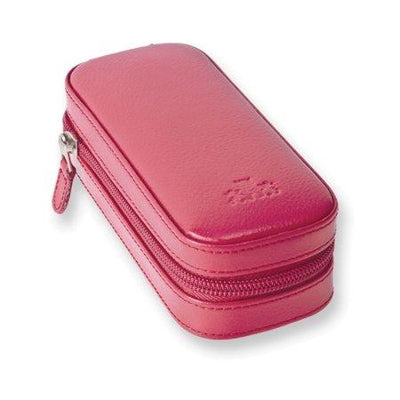 Travel Jewelry Case - Raspberry